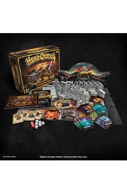 Preorder - Heroquest All-In Bundle [verwacht januari 2022]