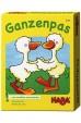 Ganzenpas (3+)