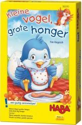 Kleine vogel, grote honger (3+)