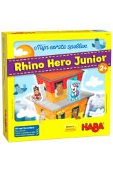 Mijn eerste spellen: Rhino Hero Junior (2+)