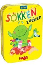 Mini Sokken Zoeken (4+)