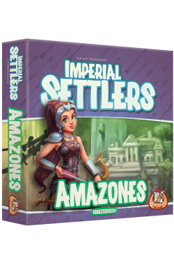 Imperial Settlers: Amazones (NL)