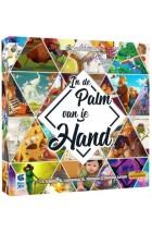 In de palm van je hand
