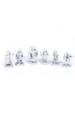 Karak: Miniatures Set