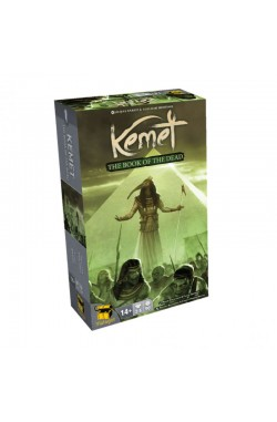 Preorder - Kemet: Blood and Sand – Book of the Dead (verwacht november 2021)