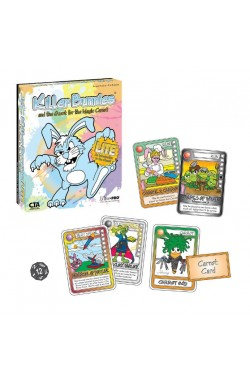 Killer Bunnies and the Quest for the Magic Carrot LITE