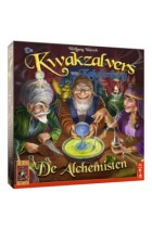 De Kwakzalvers van Kakelenburg: De Alchemisten
