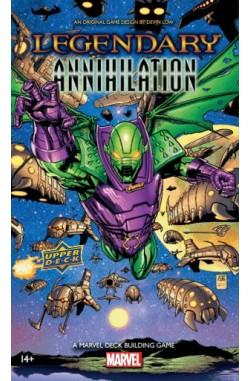Legendary: A Marvel Deck Building Game – Annihilation