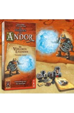 Preorder - De Legenden van Andor: De Verloren Legenden - Donkere Tijden (verwacht november 2021)