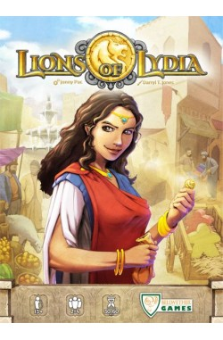 Preorder - Lions of Lydia [verwacht juni 2021]