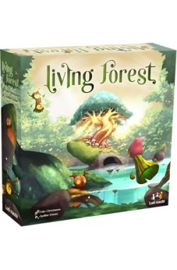 Preorder - Living Forest [verwacht november 2021]