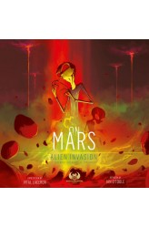 Preorder - On Mars: Alien Invasion [Kickstarter Versie] [verwacht juni 2022]