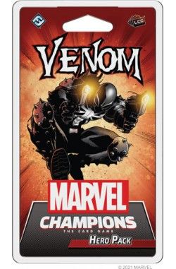 Marvel Champions: The Card Game – Venom Hero Pack
