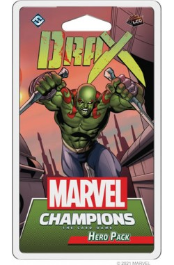 Marvel Champions: The Card Game – Drax Hero Pack