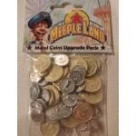 Meeple Land: Metal Coins Upgrade Pack