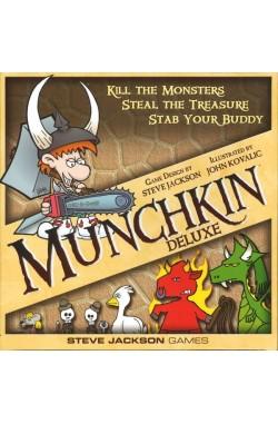 Munchkin Deluxe (schade)