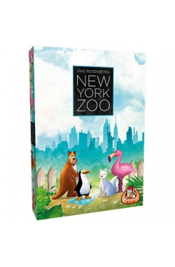 Preorder - New York Zoo (NL verwacht Q2)