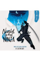 Preorder -  Night of the Ninja (verwacht november 2021)