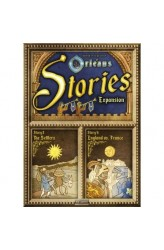 Orléans Stories Expansion: Stories 3 and 4
