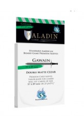 Paladin Sleeves Gawain (57 × 89 mm)