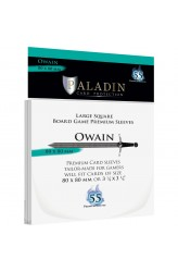 Paladin Sleeves Owain (80 × 80 mm)