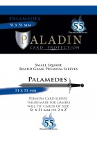 Paladin Sleeves Palamedes (51 × 51 mm)