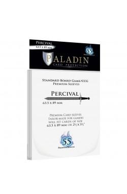 Paladin Sleeves Percival (63.5 × 89 mm)