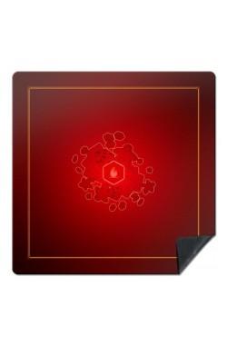 Playmat - Rood (90cmx90cm)