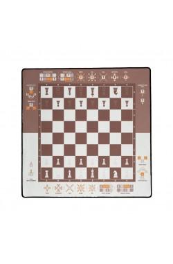 Playmat - Schaakbord (60cm x 60cm)