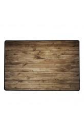 Playmat - Hout (40cmx60cm)