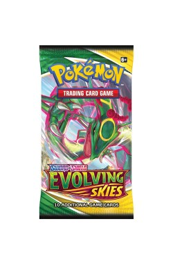 Pokémon - Sword & Shield Evolving Skies - Booster pack