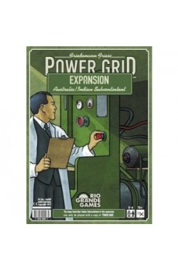 Power Grid: Australia/Indian Subcontinent