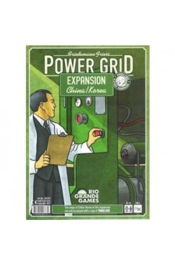 Power Grid: China/Korea