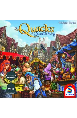 The Quacks of Quedlinburg (EN)