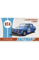 Rallyman: GT – GT4