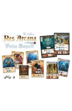Preorder -  Res Arcana: Perlae Imperii (verwacht oktober 2021)