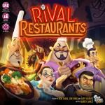 Rival Restaurants [Retail Base Game] + Uitbreiding