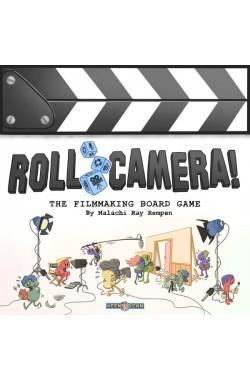 Roll Camera! The Filmmaking Board Game [KS Hinged Box version] (schade)