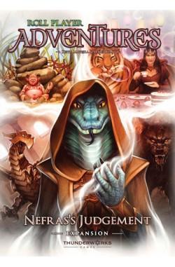 Preorder -  Roll Player Adventures: Nefras's Judgement (KS) [verwacht oktober 2021)