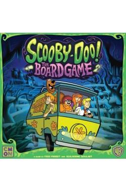 Preorder -  Scooby-Doo! The Board Game (verwacht januari 2022)