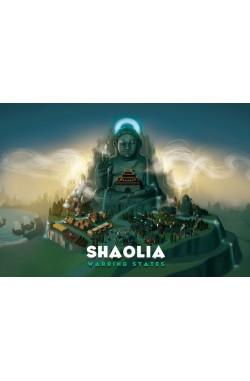 Shaolia: Warring States (retail versie)