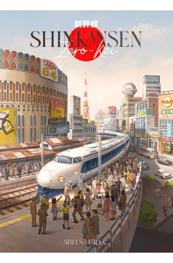 Preorder -  Shinkansen: Zero Kei (verwacht oktober 2021)