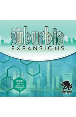 Suburbia Expansions [2nd Edition]
