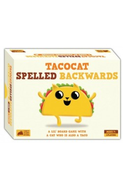 Tacocat Spelled Backwards