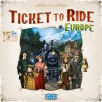 Preorder - Ticket to Ride: Europe – 15th Anniversary (EN) [verwacht eind juni 2021]