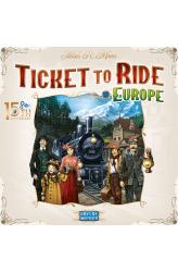 Preorder - Ticket to Ride: Europe – 15th Anniversary (EN) [verwacht mei 2021]