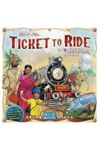 Ticket to Ride Map Collection: Volume 2 – India and Switzerland