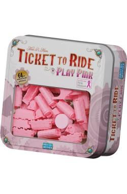 Ticket to Ride: Play Pink (tvv Pink Ribbon) [1 per klant]