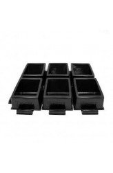 Toploader & ONE-TOUCH Single Compartment Sorting Trays - 6 stuks