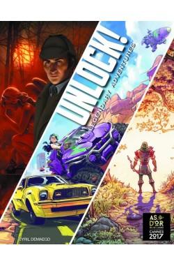 Preorder - Unlock! 9 - Legendarische  Avonturen (verwacht november 2021)